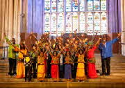Watoto Choir 52 at Westminster Hall July 2012